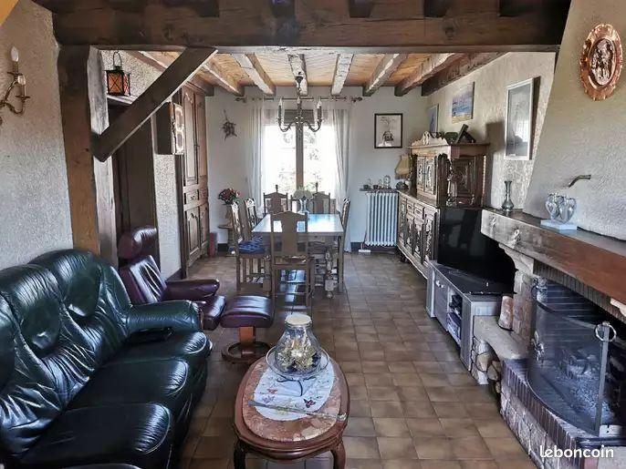 Maison à vendre 4 105m2 à Ruaudin vignette-4