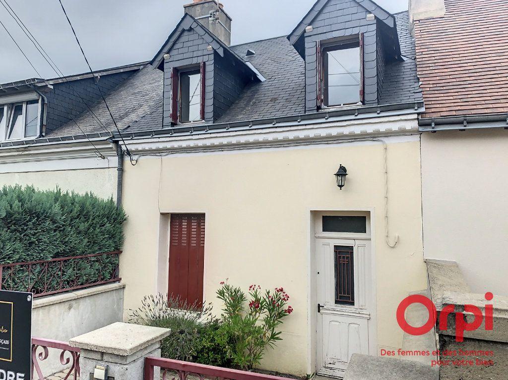 Maison à vendre 4 80m2 à Parigné-l'Évêque vignette-1