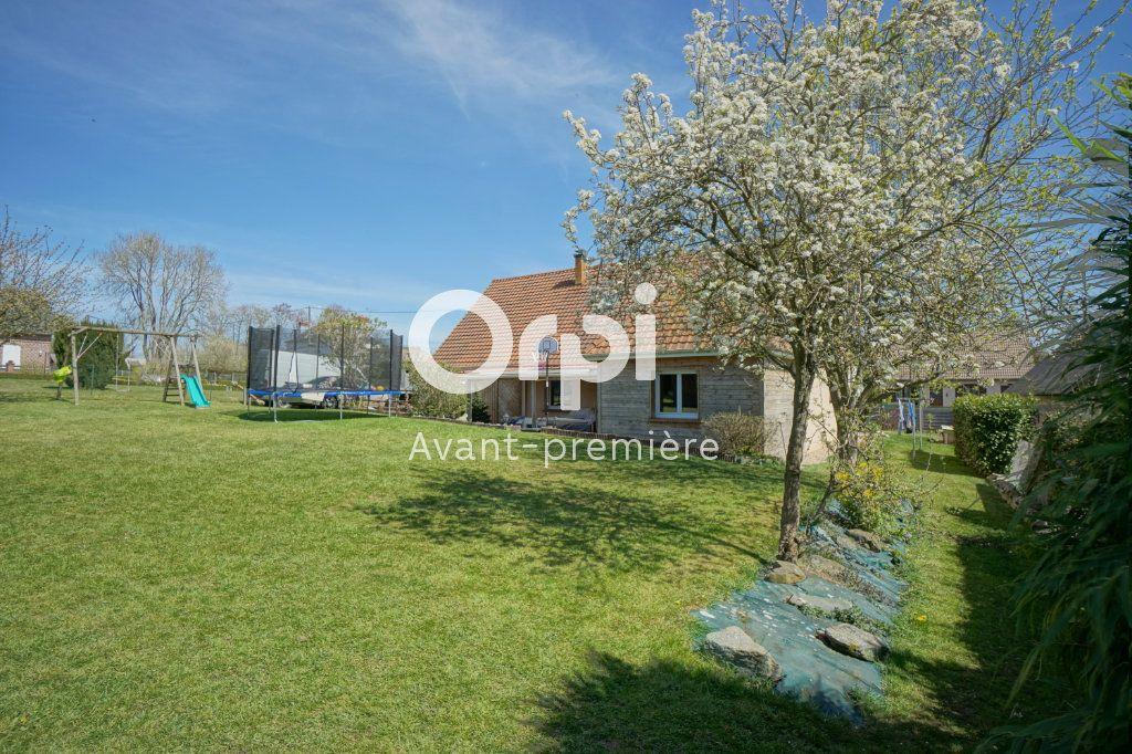 Maison à vendre 7 130m2 à Sainte-Austreberthe vignette-1