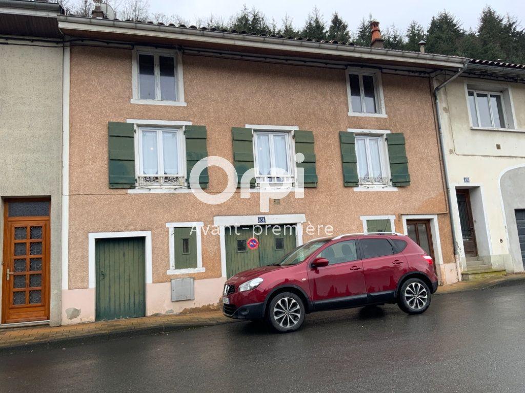 Maison à vendre 4 130m2 à Beaujeu vignette-1