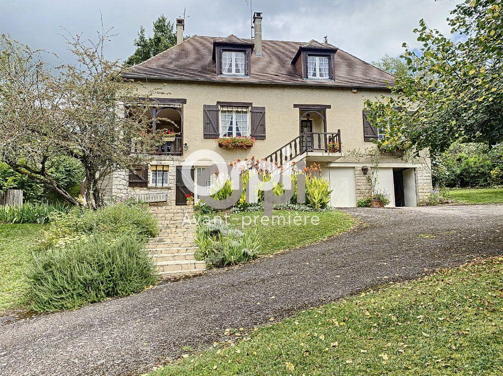 Maison à vendre 7 177m2 à La Bachellerie vignette-1
