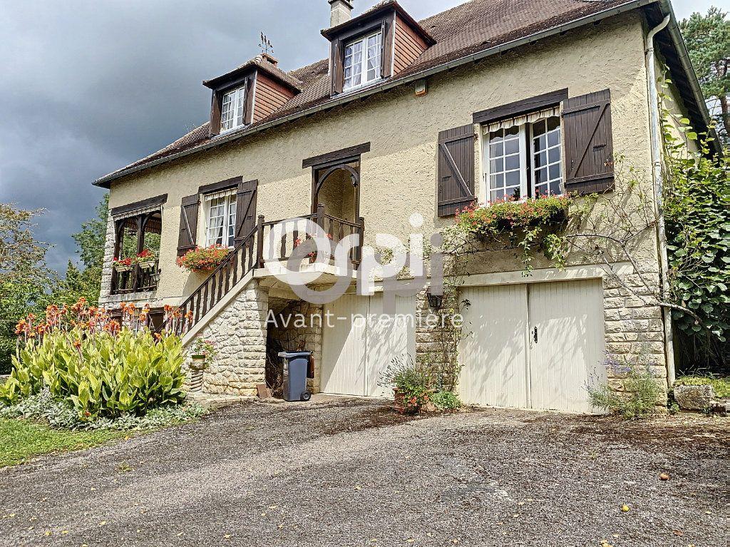 Maison à vendre 7 177m2 à La Bachellerie vignette-3