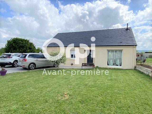 Maison à vendre 4 90m2 à Beaurains-lès-Noyon vignette-1