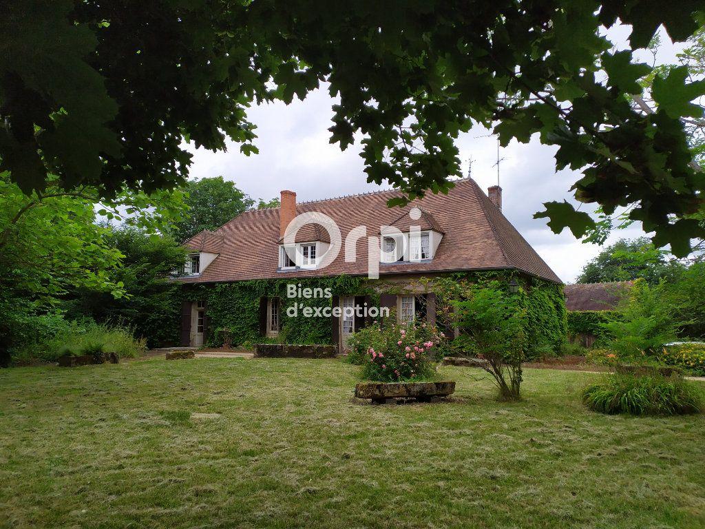 Maison à vendre 12 260m2 à Saint-Victor vignette-1