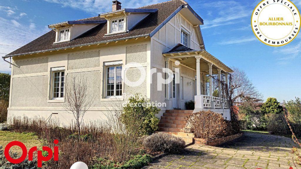 Maison à vendre 5 170m2 à Montluçon vignette-1