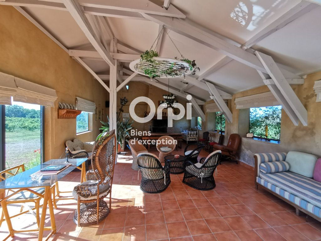 Maison à vendre 15 350m2 à Mauléon-d'Armagnac vignette-15