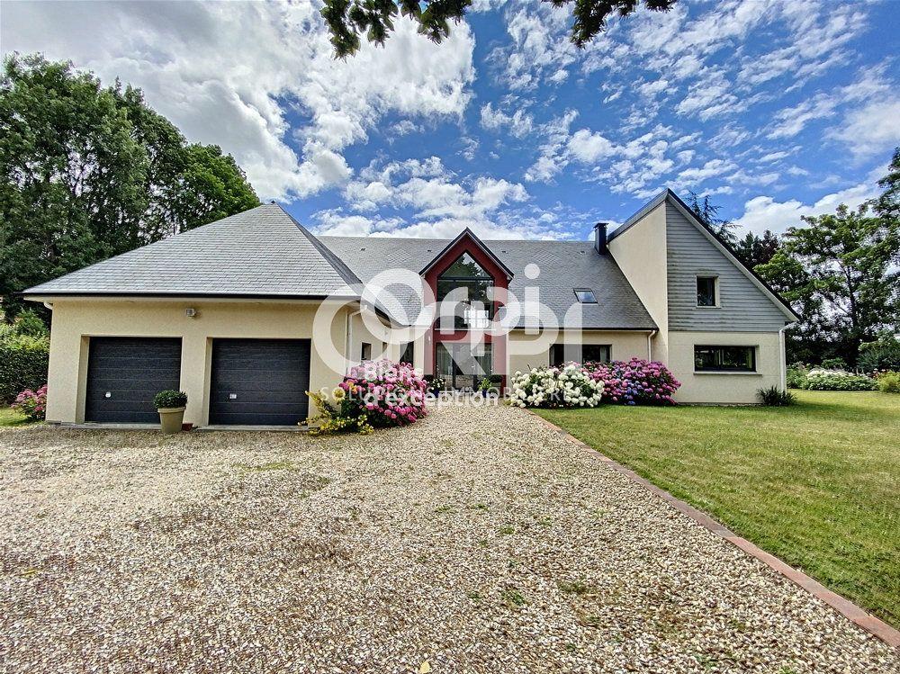 Maison à vendre 8 274m2 à Lyons-la-Forêt vignette-17