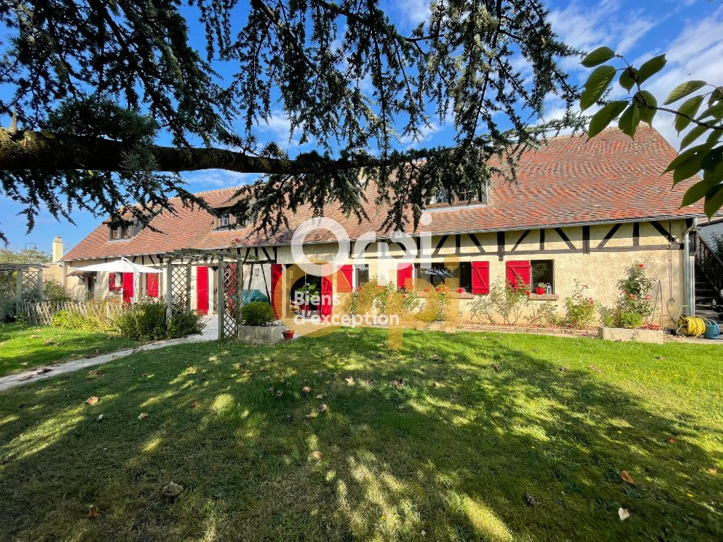 Maison à vendre 6 195m2 à Avrilly vignette-1