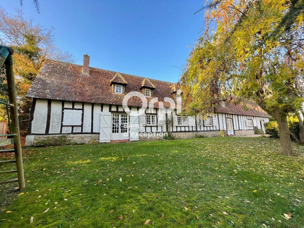 Maison à vendre 8 180m2 à Gaudreville-la-Rivière vignette-1