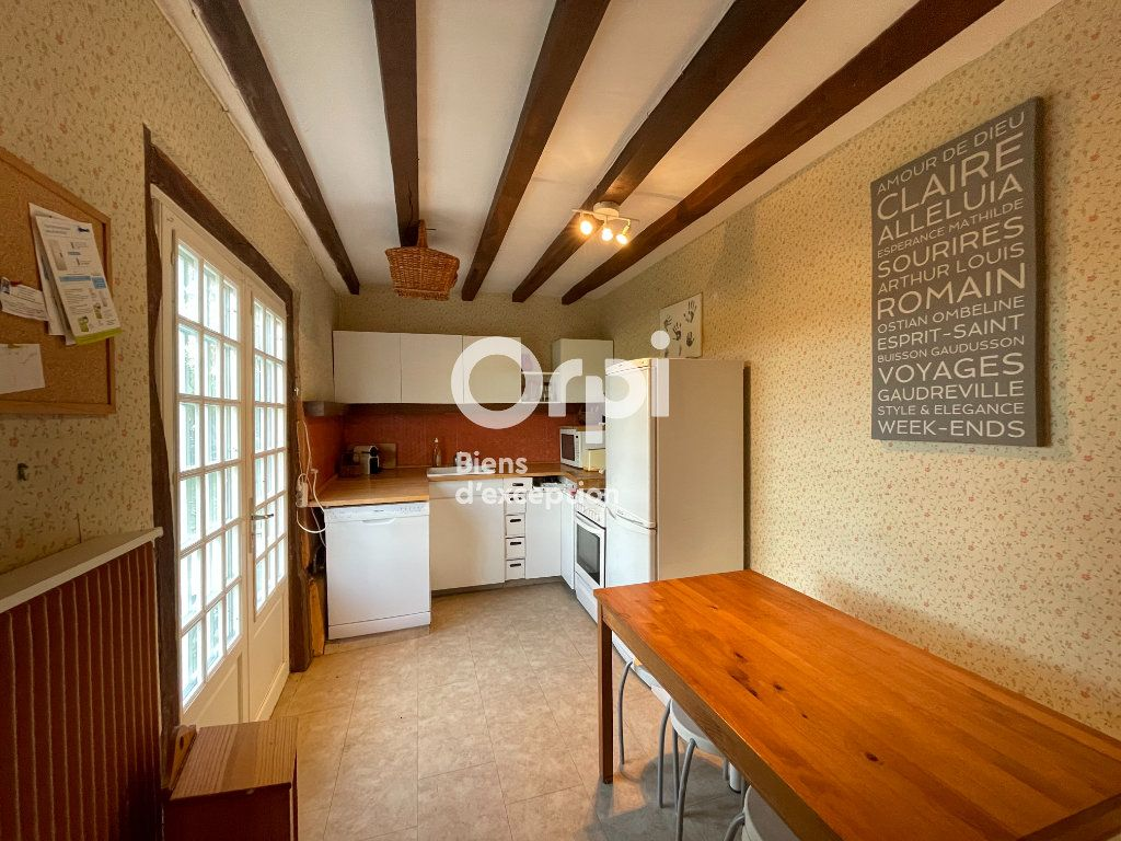 Maison à vendre 8 180m2 à Gaudreville-la-Rivière vignette-4