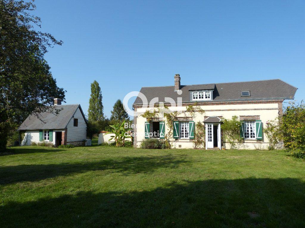 Maison à vendre 8 125m2 à Thomer-la-Sôgne vignette-1