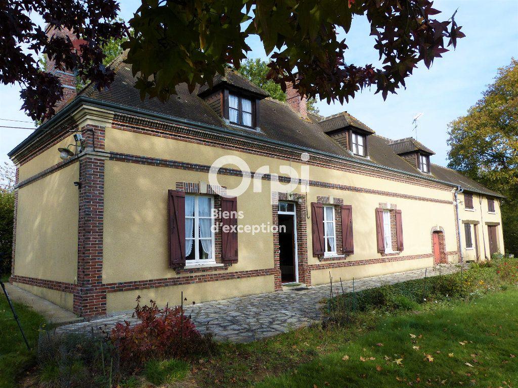 Maison à vendre 5 180m2 à Condé-sur-Iton vignette-1