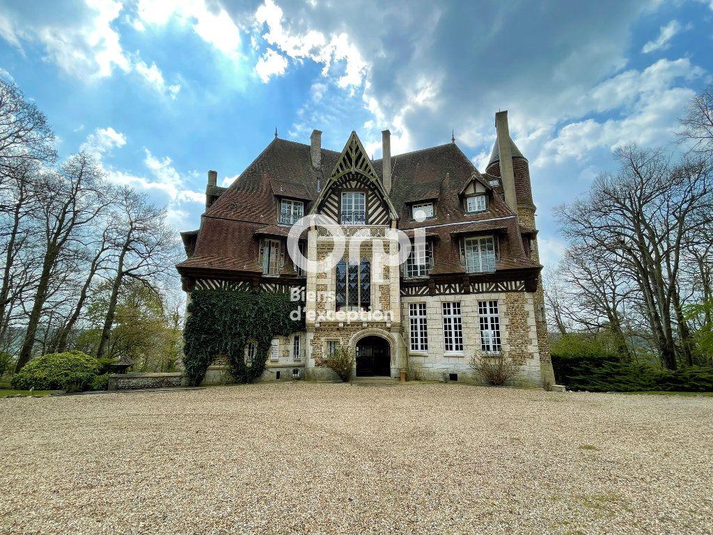 Maison à vendre 26 1155m2 à Aulnay-sur-Iton vignette-1
