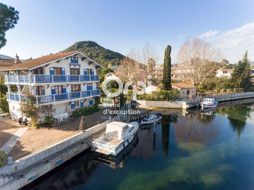 Maison à vendre 11 185m2 à Mandelieu-la-Napoule vignette-1