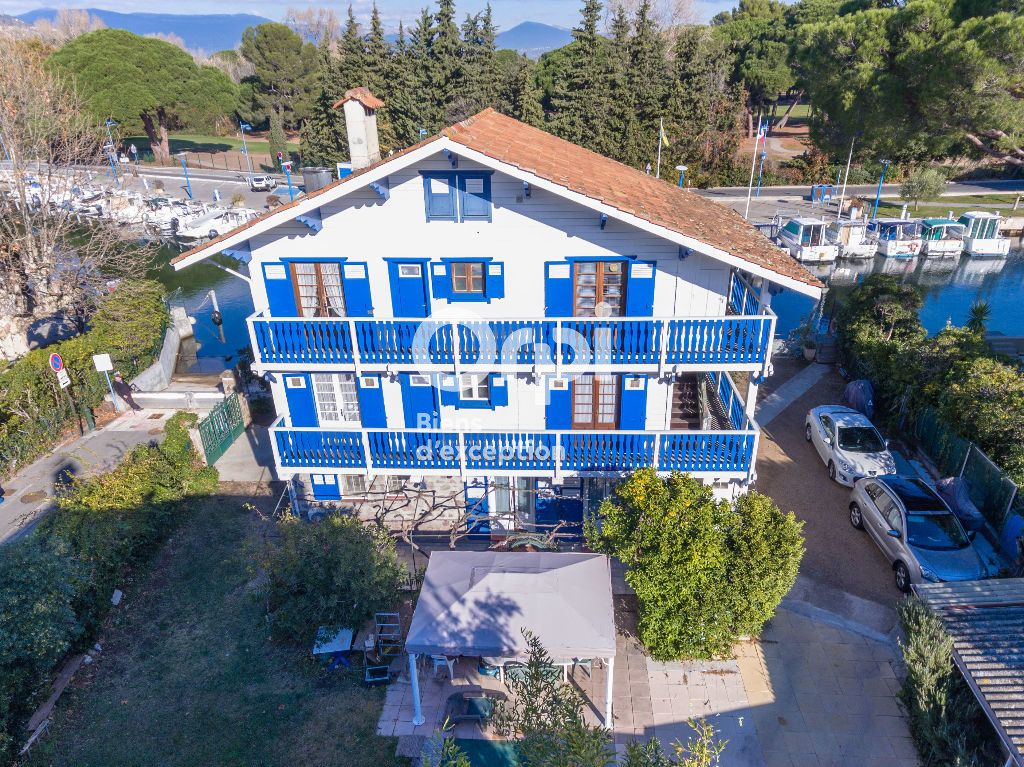 Maison à vendre 11 185m2 à Mandelieu-la-Napoule vignette-3