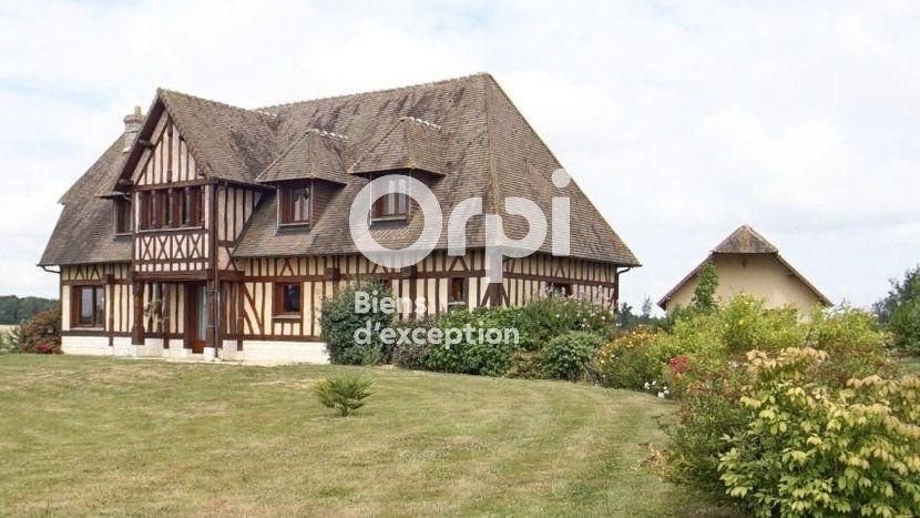 Maison à vendre 7 222m2 à Étrépagny vignette-1