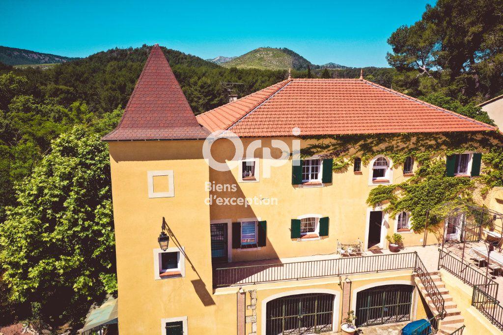 Maison à vendre 7 498m2 à Aubagne vignette-1