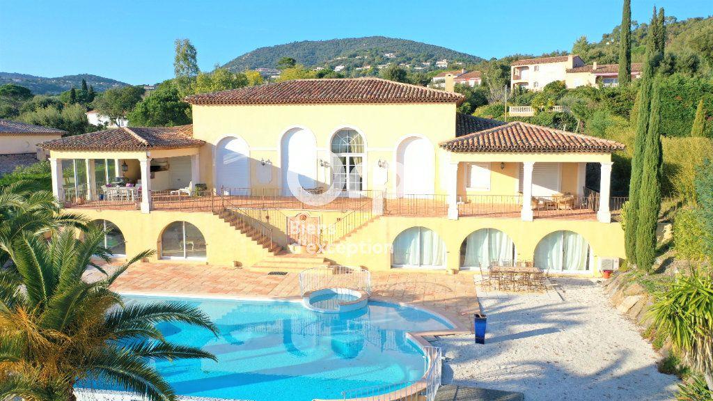 Maison à vendre 6 290m2 à Grimaud vignette-1