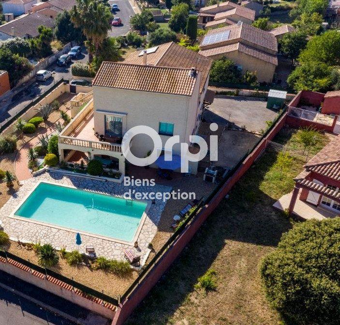 Maison à vendre 9 280m2 à Villeveyrac vignette-1