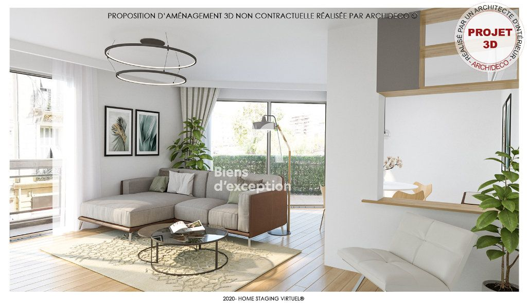 Appartement à vendre 3 87m2 à Nice vignette-1