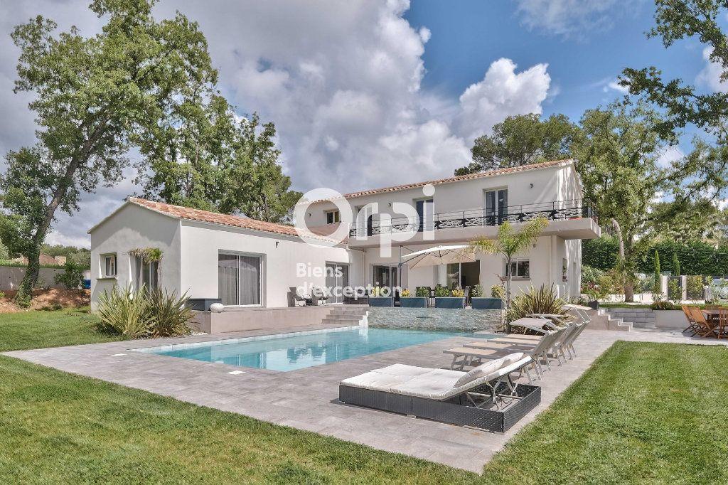 Maison à vendre 8 272.89m2 à Roquefort-les-Pins vignette-5