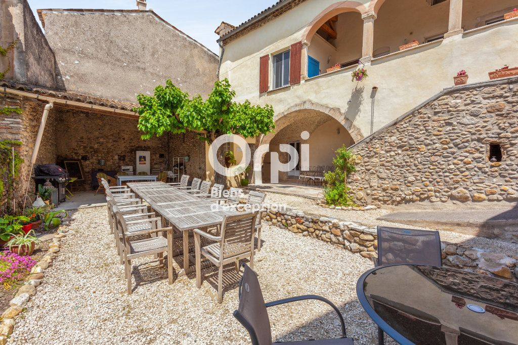 Maison à vendre 16 335m2 à Saint-Victor-de-Malcap vignette-1
