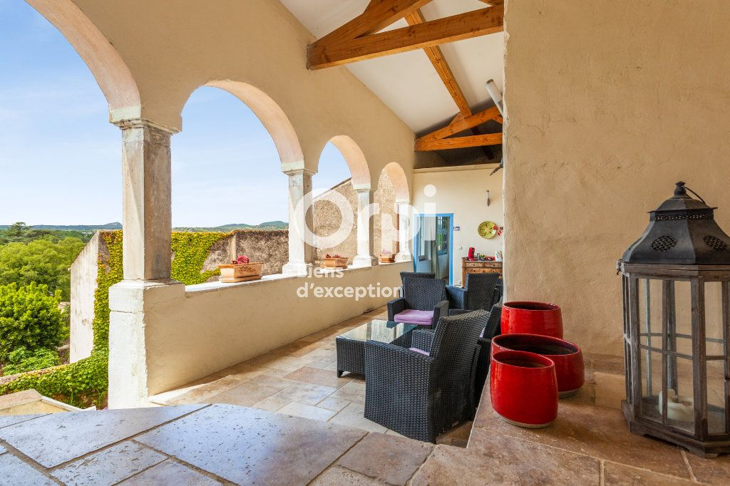 Maison à vendre 16 335m2 à Saint-Victor-de-Malcap vignette-2