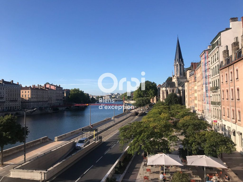 Appartement à vendre 5 137m2 à Lyon 5 vignette-1