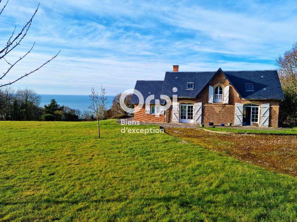 Maison à vendre 6 135m2 à Gonneville-sur-Mer vignette-1