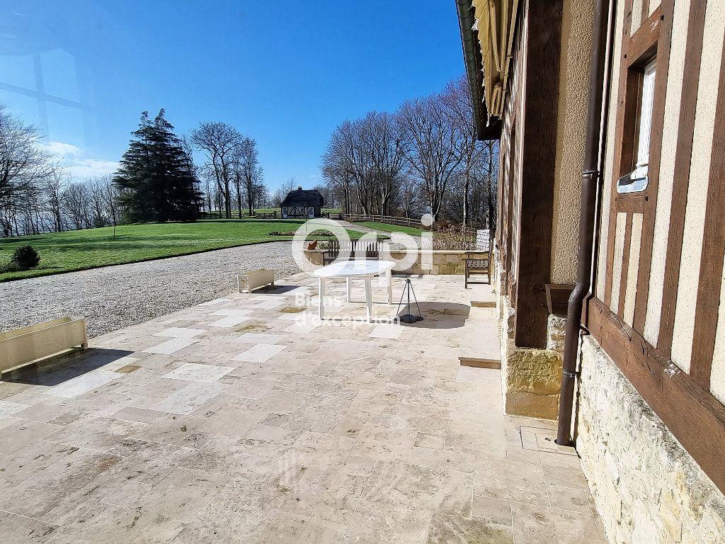 Maison à vendre 12 450m2 à Cricqueville-en-Auge vignette-2