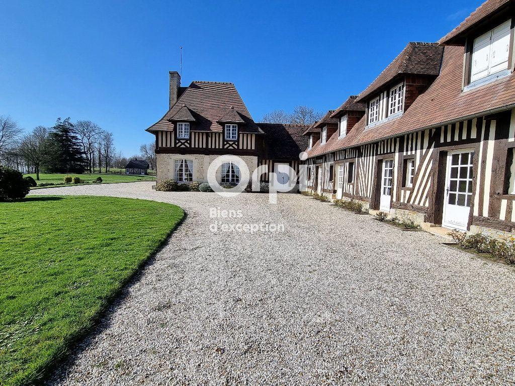 Maison à vendre 12 450m2 à Cricqueville-en-Auge vignette-3