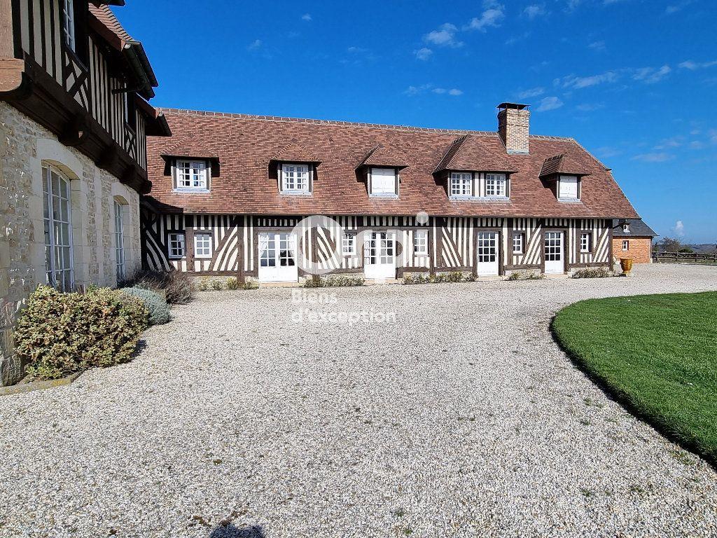 Maison à vendre 12 450m2 à Cricqueville-en-Auge vignette-4