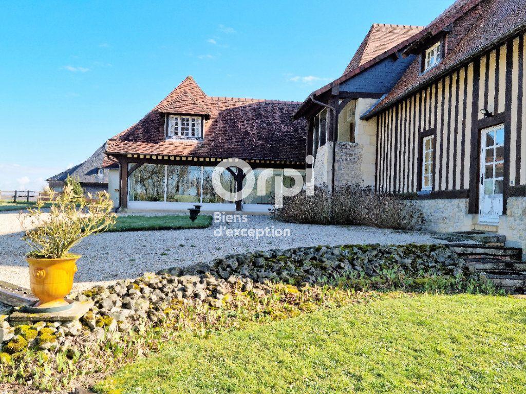 Maison à vendre 12 450m2 à Cricqueville-en-Auge vignette-5