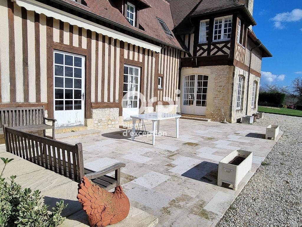 Maison à vendre 12 450m2 à Cricqueville-en-Auge vignette-6