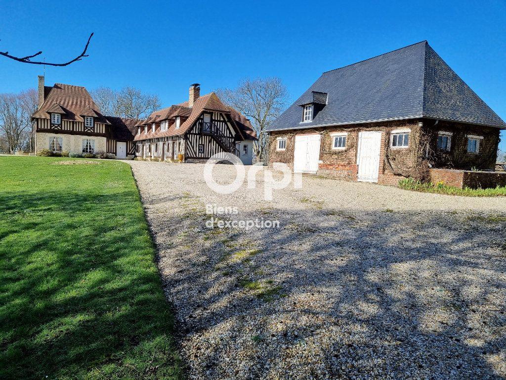 Maison à vendre 12 450m2 à Cricqueville-en-Auge vignette-7