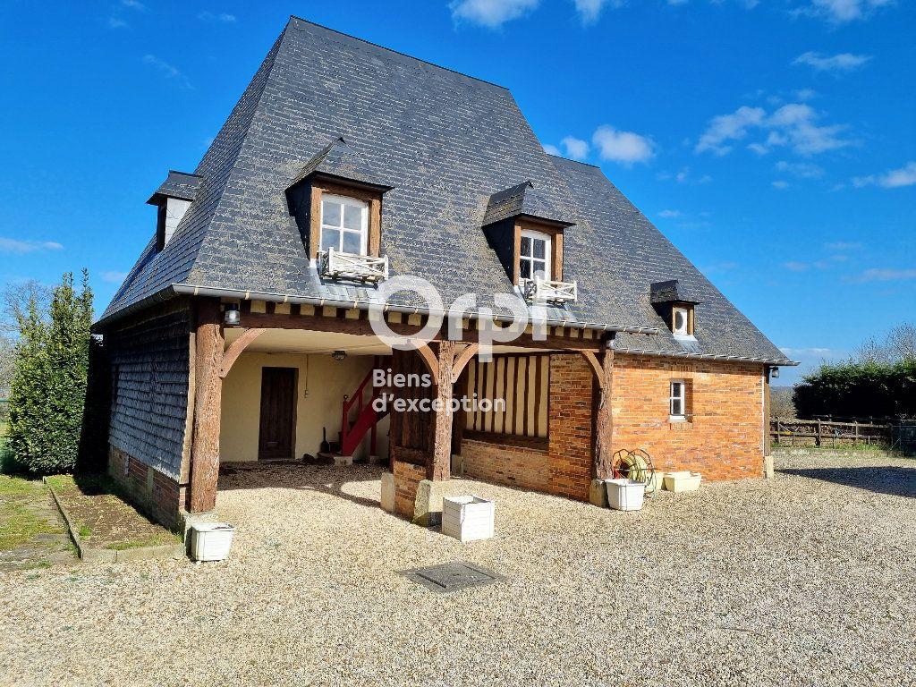 Maison à vendre 12 450m2 à Cricqueville-en-Auge vignette-8