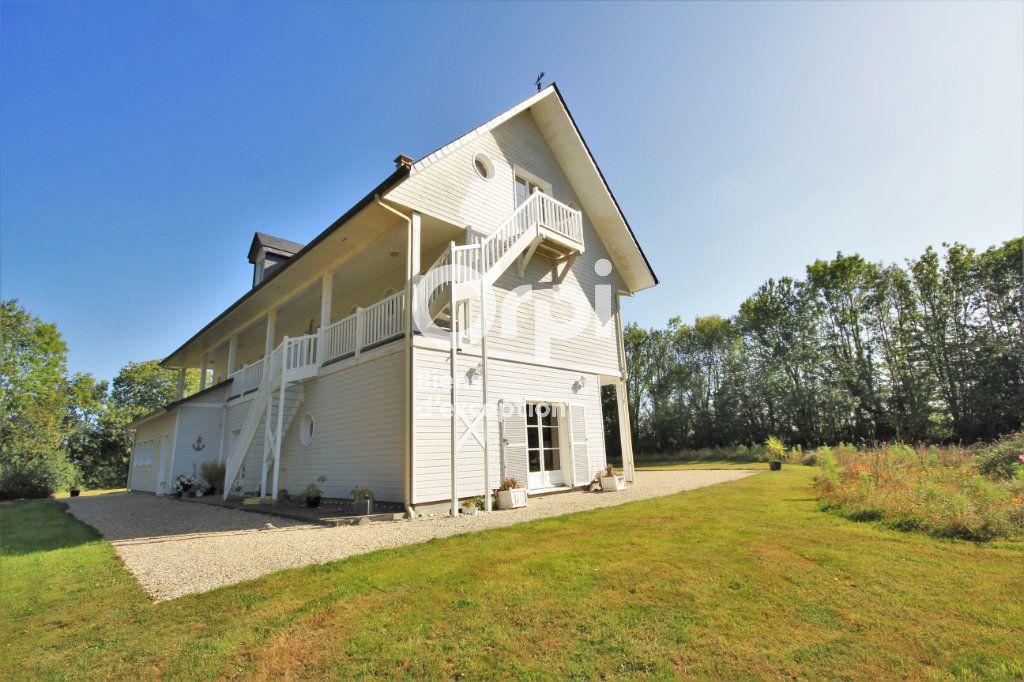 Maison à vendre 9 370m2 à Genneville vignette-2