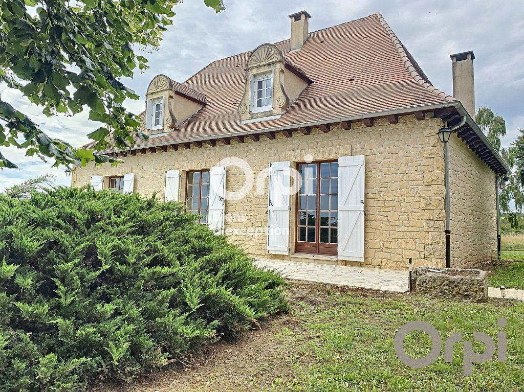 Maison à vendre 6 127m2 à Beauregard-de-Terrasson vignette-1