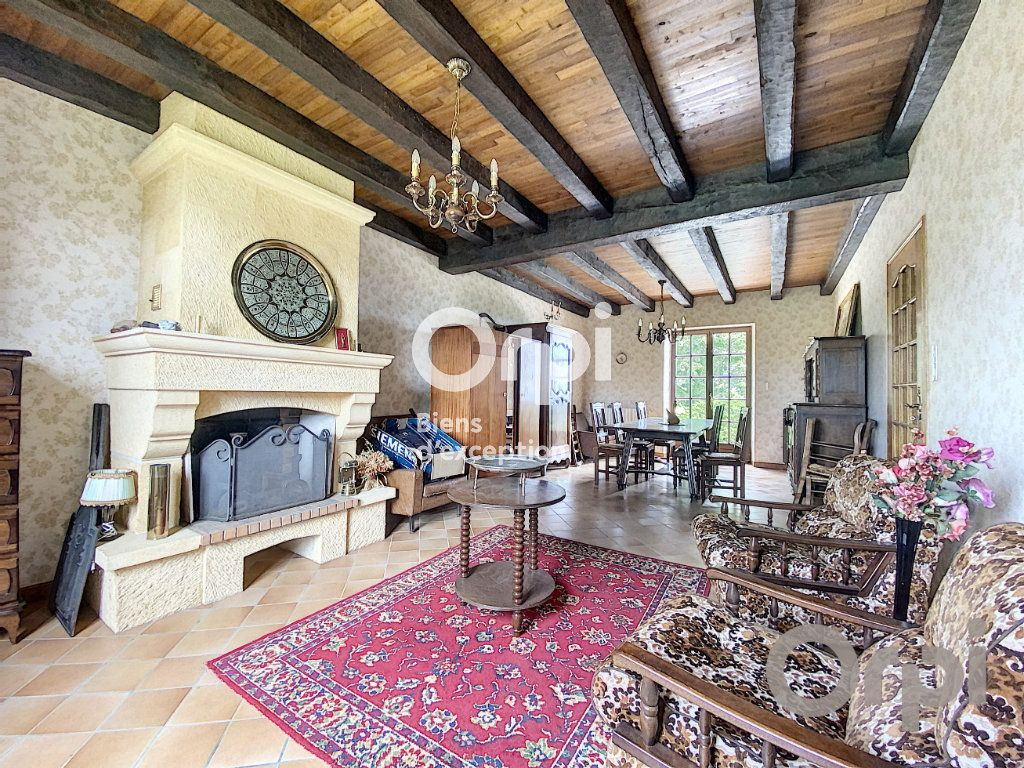 Maison à vendre 6 127m2 à Beauregard-de-Terrasson vignette-2
