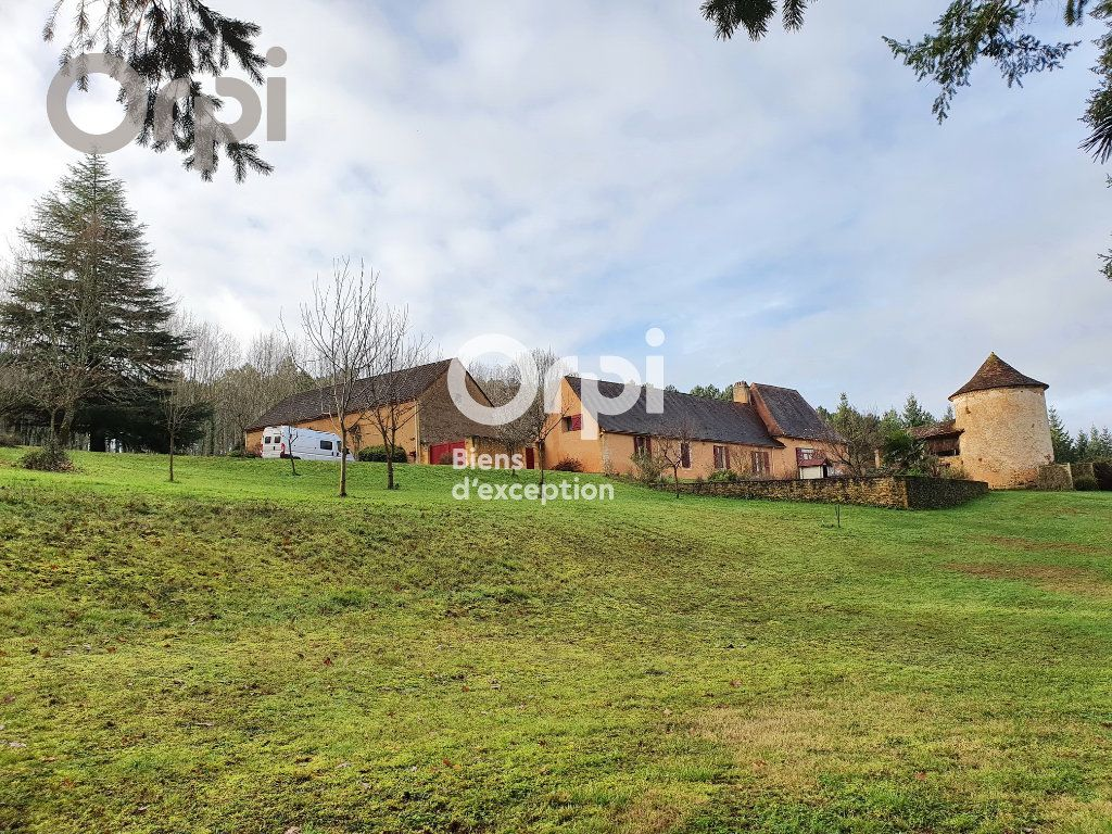 Maison à vendre 8 210m2 à Le Buisson-de-Cadouin vignette-2