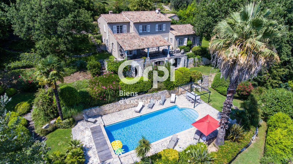 Maison à vendre 9 301m2 à Vence vignette-1