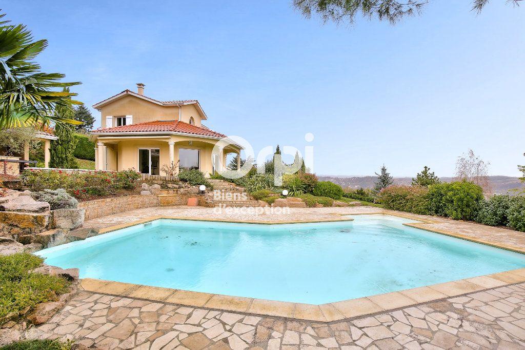 Maison à vendre 6 250m2 à Sainte-Colombe vignette-15