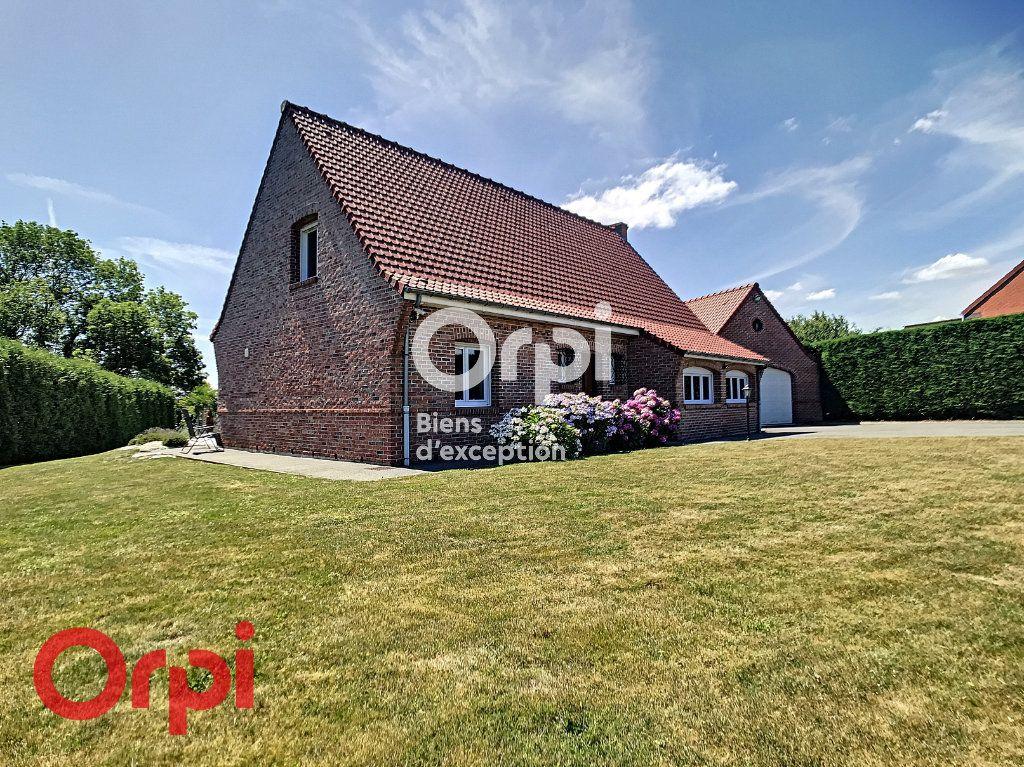 Maison à vendre 6 200m2 à Beaulencourt vignette-1