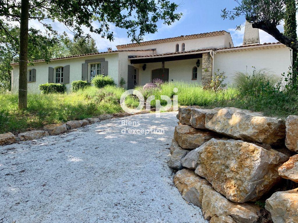 Maison à vendre 8 227m2 à Pourcieux vignette-1