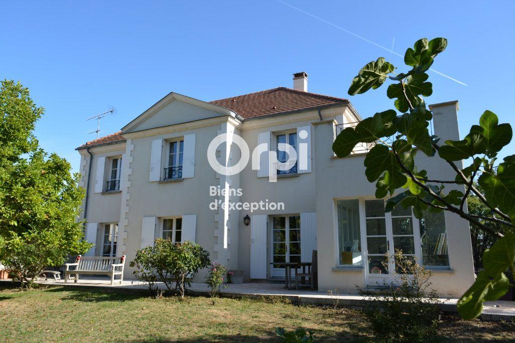 Maison à vendre 10 198m2 à Mandres-les-Roses vignette-1