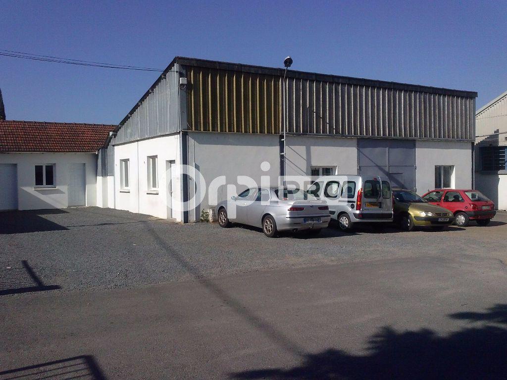 Entrepôt à louer 0 392m2 à Montluçon vignette-2