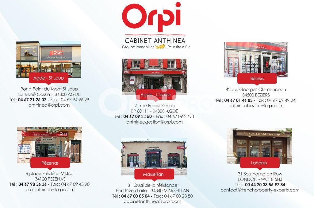 Local d'activité à vendre 0 44.89m2 à Marseillan vignette-7