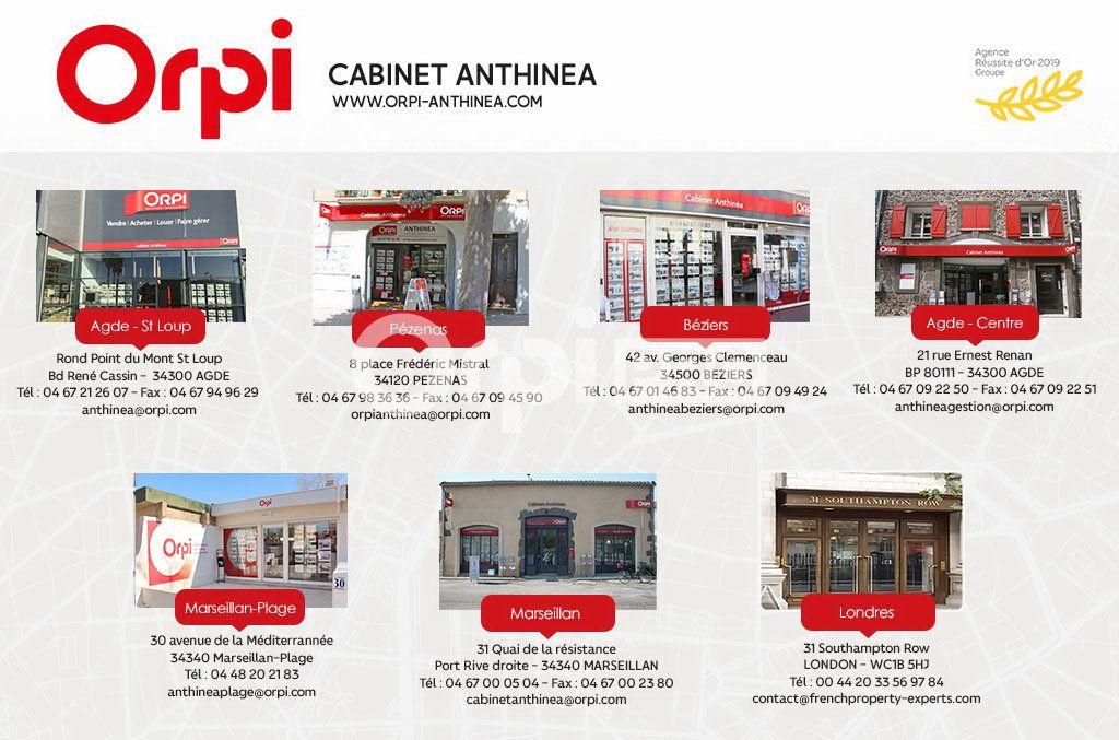 Local d'activité à vendre 0 107m2 à Marseillan vignette-9
