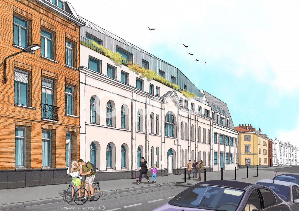 Bureaux à vendre 0 85.6m2 à Lille vignette-1