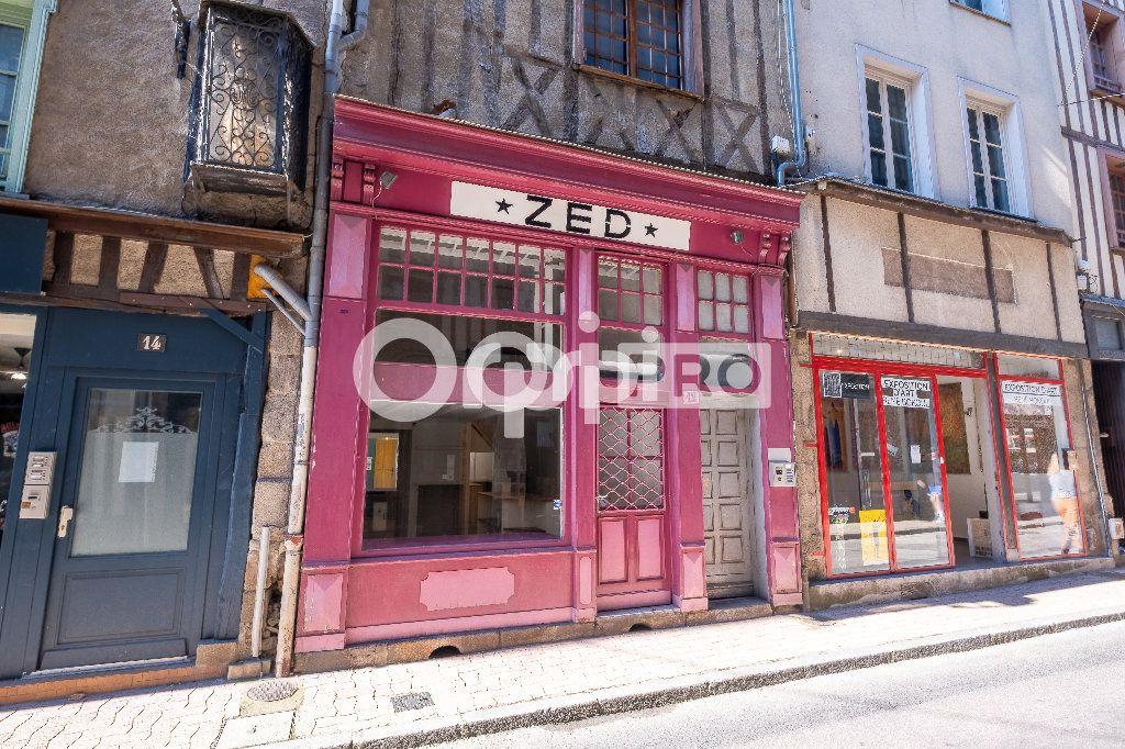 Local commercial à louer 0 25m2 à Limoges vignette-3